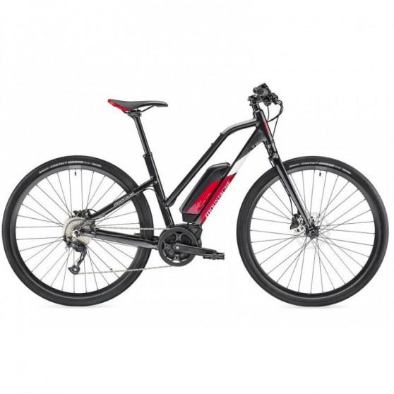 Vélo de ville électrique Moustache Dimanche 28 Fitness 1