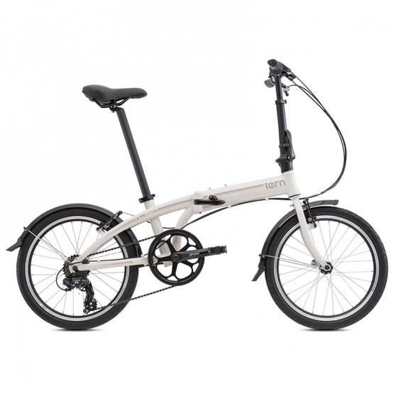 Vélo pliant Tern Link A7 blanc