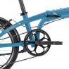 Vélo pliant Tern Link A7 pédalier