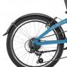 Vélo pliant Tern Link A7 roue arrière