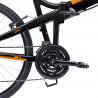 Vélo pliant Tern Joe C21 pédalier triple plateaux