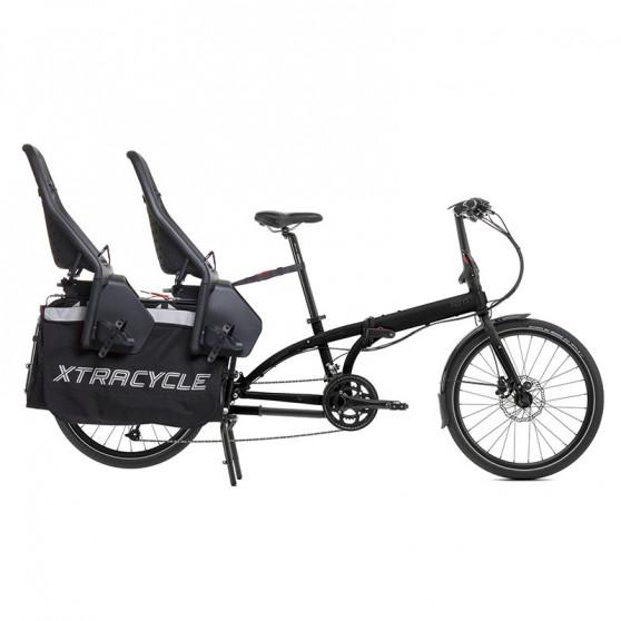 Vélo pliant Tern Cargo Node noir