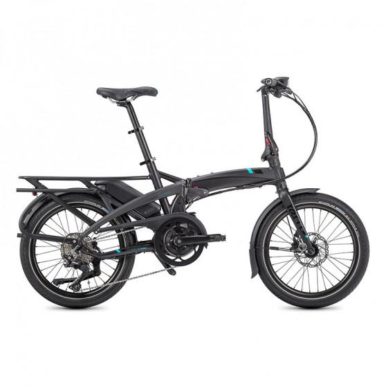 Vélo électrique pliant Tern Vektron S10 noir