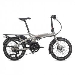 Vélo électrique pliant Tern Vektron S10 gris