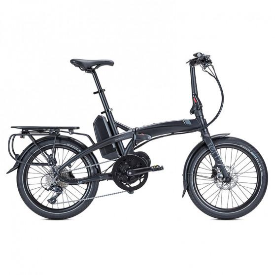 Vélo électrique pliant Tern Vektron P9 Noir