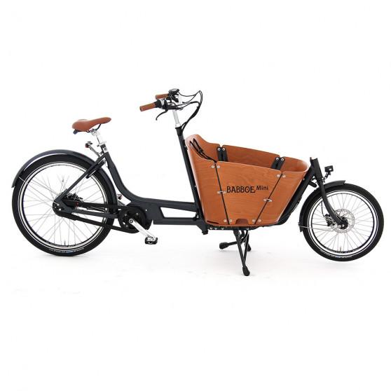 Vélo cargo électrique Babboe Mini Mountain