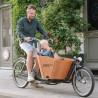 Vélo cargo électrique Babboe Mini Mountain ville