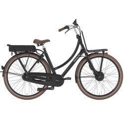 Vélo de ville électrique Gazelle PUUR_NL+ C7 HFP noir