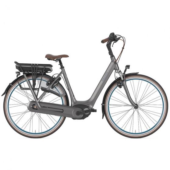 Vélo électrique Gazelle Orange C7 HMB femme gris