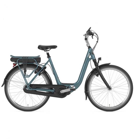 Vélo électrique Gazelle Ami C8 HMS bleu