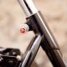 Vélo de ville Gazelle Classic tube de selle