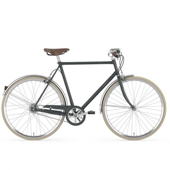 Vélo de ville Gazelle Van Stael gris