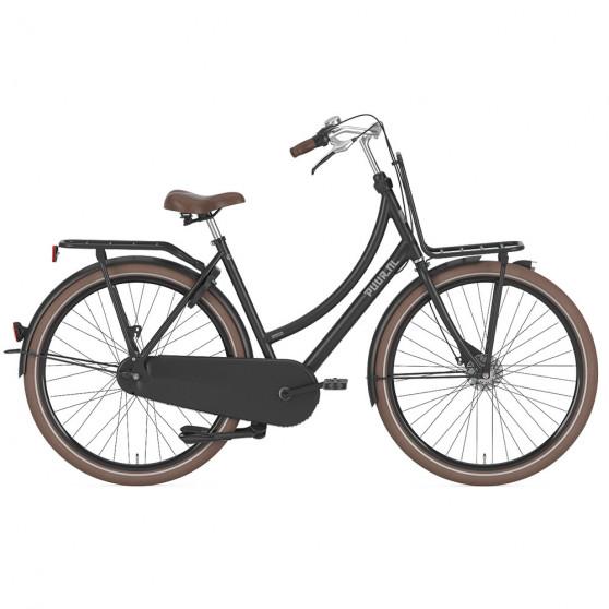 Vélo de ville Gazelle Puur NL femme noir