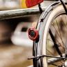 Vélo de ville Gazelle Puur NL feu arrière