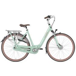 Vélo de ville Gazelle Orange C7+ vert