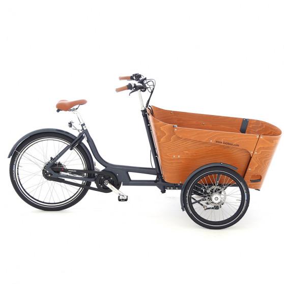 Vélo cargo électrique pendulaire Babboe Carve Mountain