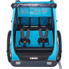 Remorque vélo enfant Thule Chariot Coaster XT siège 2 places