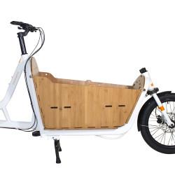Caisse de chargement Yuba Bamboo Box