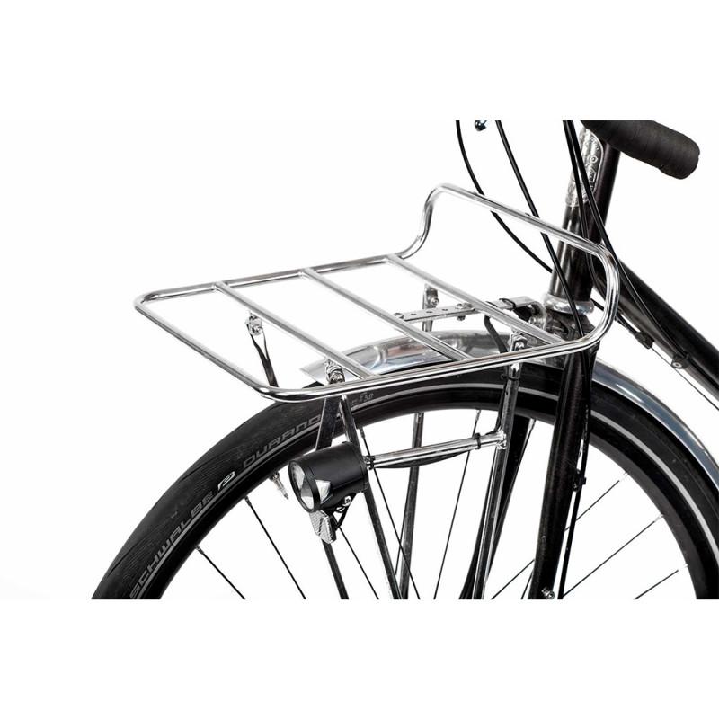 Porte-Bagage Avant Pelago Noir ou Poli Medium Commuter Front Rack