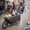 Vélo cargo électrique Urban Arrow Family un enfant