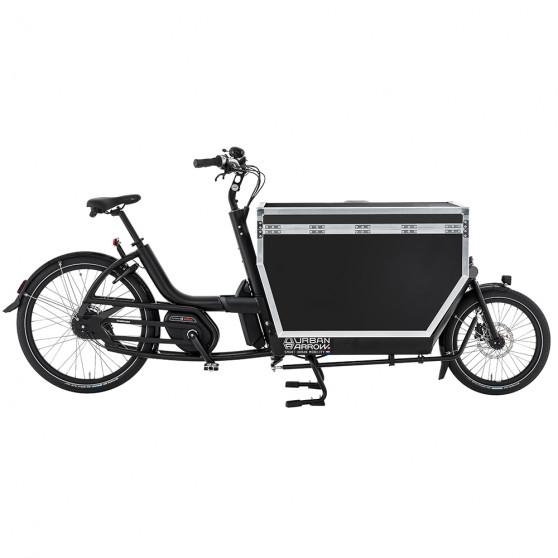 Vélo cargo électrique Urban Arrow Cargo L malle