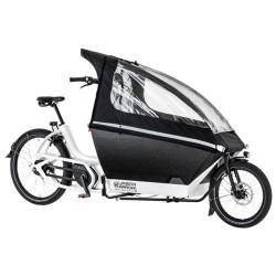 Tente de pluie pour vélo cargo Urban Arrow Family