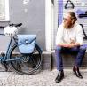Sacoche de vélo ville Ortlieb Velo-Shopper 18L porte-bagages