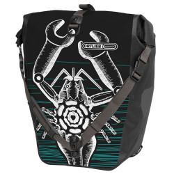 Sacoche de vélo Ortlieb Back-Roller Design 20L Labtool Black