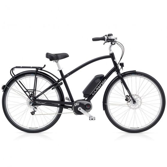 Vélo électrique Electra Townie Commute Go Homme Noir