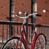 Vélo femme Pelago Brooklyn rouge