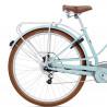 Vélo de ville électrique Electra Loft Go roue arrière