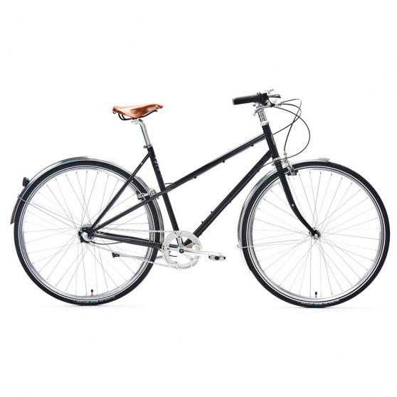 Vélo de ville Pelago Capri noir