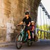 Vélo cargo électrique Yuba Electric Boda Boda 1 enfant