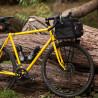 Vélo Gravel Pelago Stavanger Outback porte-bagages avant