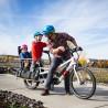 Vélo cargo électrique Yuba Spicy Curry famille