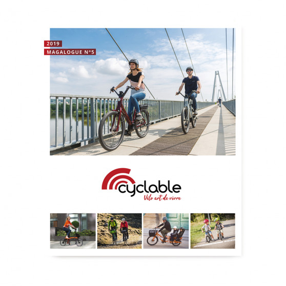 Magalogue Cyclable 2019