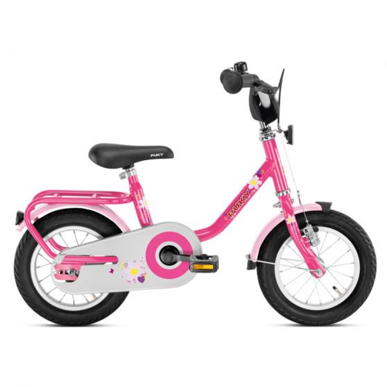"""Vélo enfant 12"""" Puky Z2 rose"""