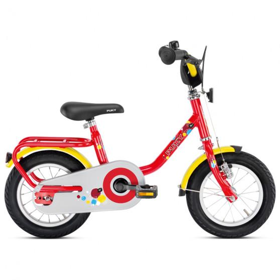 """Vélo enfant 12"""" Puky Z2 rouge"""