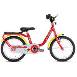 """Vélo enfant 16"""" Puky Z 6 rouge"""