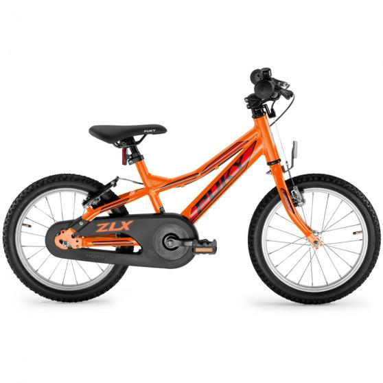 "Vélo enfant 16"" Puky ZLX 16 roue libre orange"
