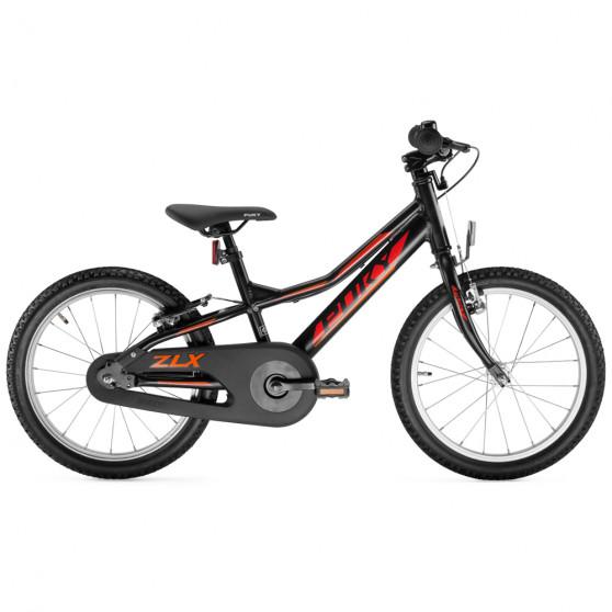 """Vélo enfant 18"""" Puky ZLX 18-1 roue libre noir"""
