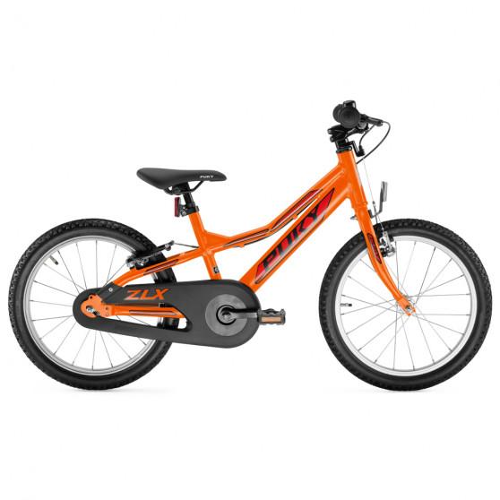 """Vélo enfant 18"""" ZLX18 (6-8 ans) orange"""