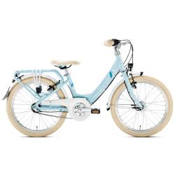 """Vélo enfant 20"""" Puky Skyride 20-3 Light Classic bleu"""