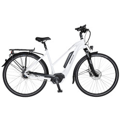 Vélo de randonnée électrique VDV AEB 800 E trapèze