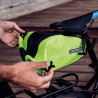 Sacoche de selle Ortlieb Saddle-Bag Two High Visibility 4.1L fermeture enroulement
