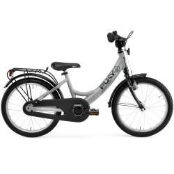 """Vélo enfant 18"""" Puky ZL 18-1 gris"""