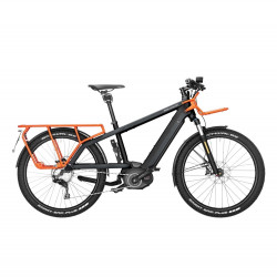 Speed Bike Riese&Müller Multicharger GX Touring HS gris