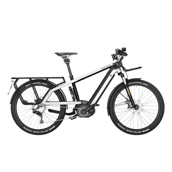 Speed Bike Riese&Müller Multicharger GX Touring HS blanc