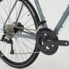 Vélo Gravel Genesis Croix de Fer 10 Flat Bar transmission Shimano Sora