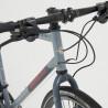 Vélo Gravel Genesis Croix de Fer 10 Flat Bar cintre aluminium